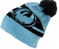 Dragon Riley Stripe Beanie, blue