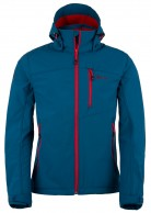 Kilpi Elio mens soft shell jacket, blue