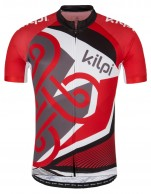 Kilpi Rifto-M bike t-shirt, men, red