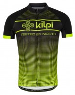 Kilpi Entero-M bike t-shirt, men, yellow