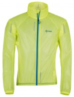 Kilpi Rainar-M bike jacket, men, yellow