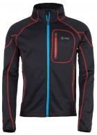 Kilpi Tunder-M fleece jacket, men, black