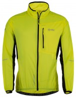 Kilpi Airrunner-M bike jacket, men, yellow