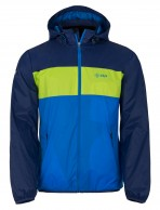 Kilpi Ahorn-M shell jacket, men, blue