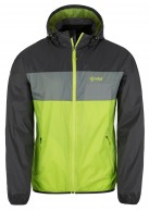 Kilpi Ahorn-M shell jacket, men, green