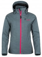 Kilpi Lhasa-W shell jacket, women, dark grey