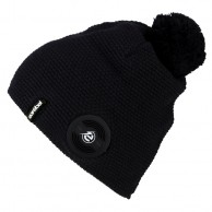 Earebel Awass Beanie w. headphones, black