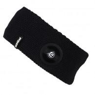 Earebel Carneiro headband w. headphones, black