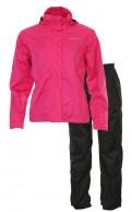Typhoon Marie JR, rain suit, candy/black
