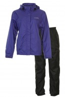 Typhoon Marie SR, rain suit, purple/black