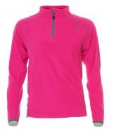 Typhoon St. Moritz fleece underwear shirt, girls, pink