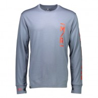 Mons Royale Original LS, base layer, Lead