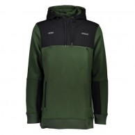Mons Royale Transition Hoody, mid layer, Forest Green