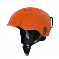 K2 Diversion, ski helmet, orange