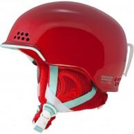 K2 Ally Pro, ski helmet, red