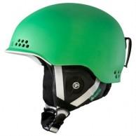 K2 Rival Pro, ski helmet, green