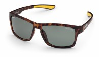 Demon Psquare Polarized sunglasses, brown
