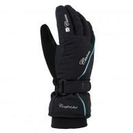 Cairn Diva W C-Tex, gloves, women, Black Turquoise