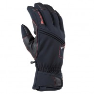 Cairn Nordend M C-Tex, gloves, men, black scarlet