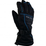 Cairn Cirius M C-Tex, gloves, men, Black Space Cyan
