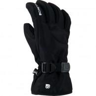 Cairn Holloway M, gloves, men, Black