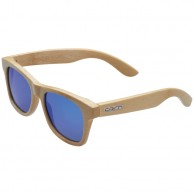 Cairn Wood sunglasses, Bamboo Azure