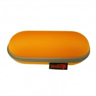 Demon Hardcase for sunglasses, small, orange