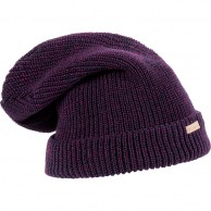 Cairn Adeline beanie, women, Midnight Cranberry