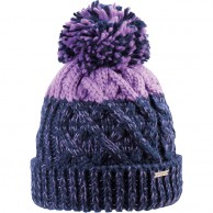 Cairn Eleonore beanie, women, Midnight Lilac