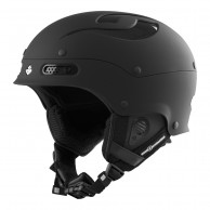 Sweet Protection Trooper, ski helmet, Dirt Black