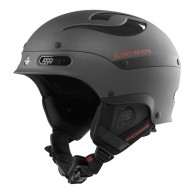 Sweet Protection Trooper, ski helmet, Matte Black Metallic