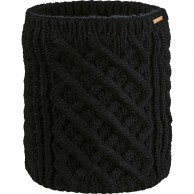 Cairn Liane neck warmer, women, Black