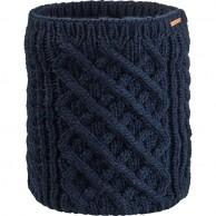 Cairn Liane neck warmer, women, Navy