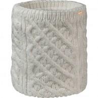 Cairn Liane neck warmer, women, Off White
