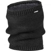 Cairn Leonard neck warmer, man, Black Graphite