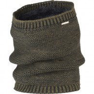 Cairn Leonard neck warmer, man, Khaki Graphite
