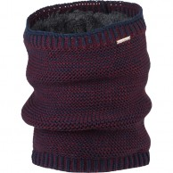 Cairn Leonard neck warmer, man, Burgundy Midnight