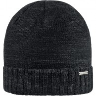 Cairn Adam beanie, man, Black Grey