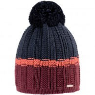 Cairn Gabriel beanie, man, Midnight Burgendy