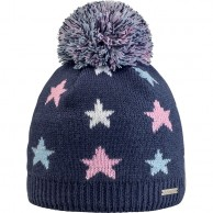 Cairn Louise beanie, junior, Navy Stars