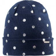 Cairn Ines beanie, junior, Midnight Silver