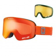 Cairn Polaris, Polarized goggles, Mat Black Orange