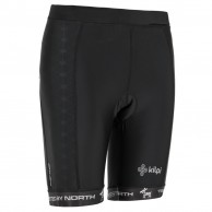 Kilpi Pressure-W womens bike shorts, black