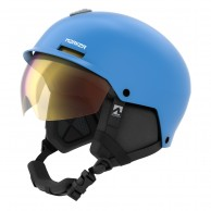 Marker Vijo, ski helmet with Visor, Blue