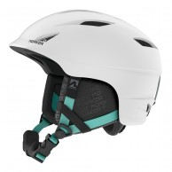 Marker Companion Women, Ski Helmet, white