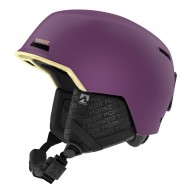 Marker Clark, Ski Helmet, Purple