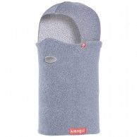 Airhole Balaclava Combo Microfleece, heather grey