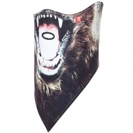 Airhole Facemask 2 Layer, bear