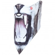 Airhole Facemask 2 Layer, lion
