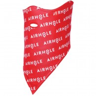 Airhole Facemask 2 Layer, logo